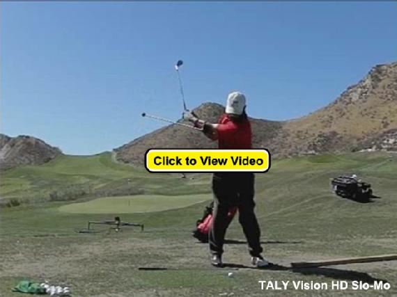 TALY No Hinge Golf Swing